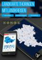 Landkarte Thüringen mit Landkreisen