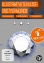 50 illustrative Schluss- und Trennlinien in Vektorqualität