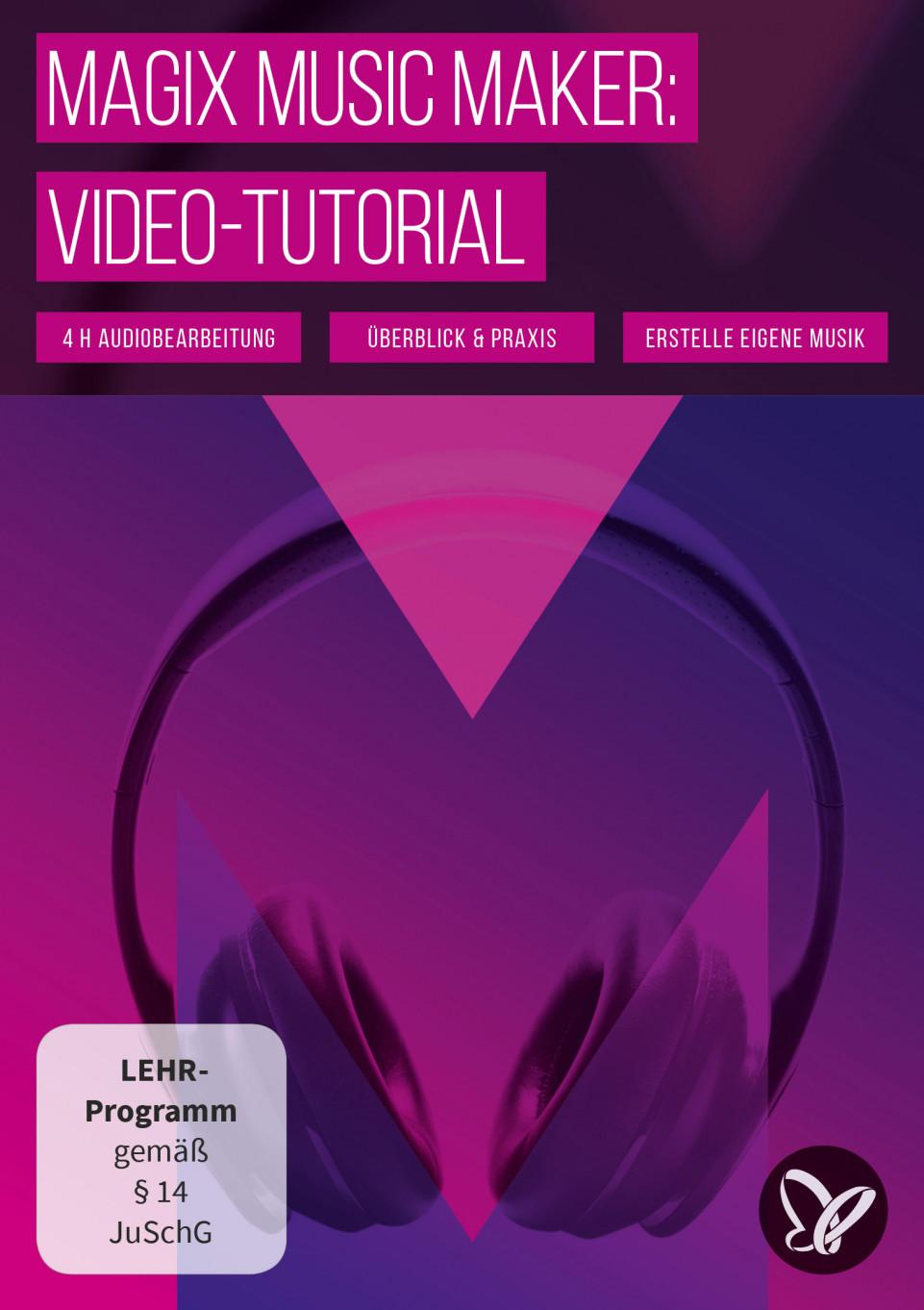 Eigene Musik erstellen mit Magix Music Maker – Tutorial zur Audiobearbeitung