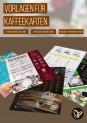 Kaffeekarten erstellen – Vorlagen für InDesign, Photoshop und Word