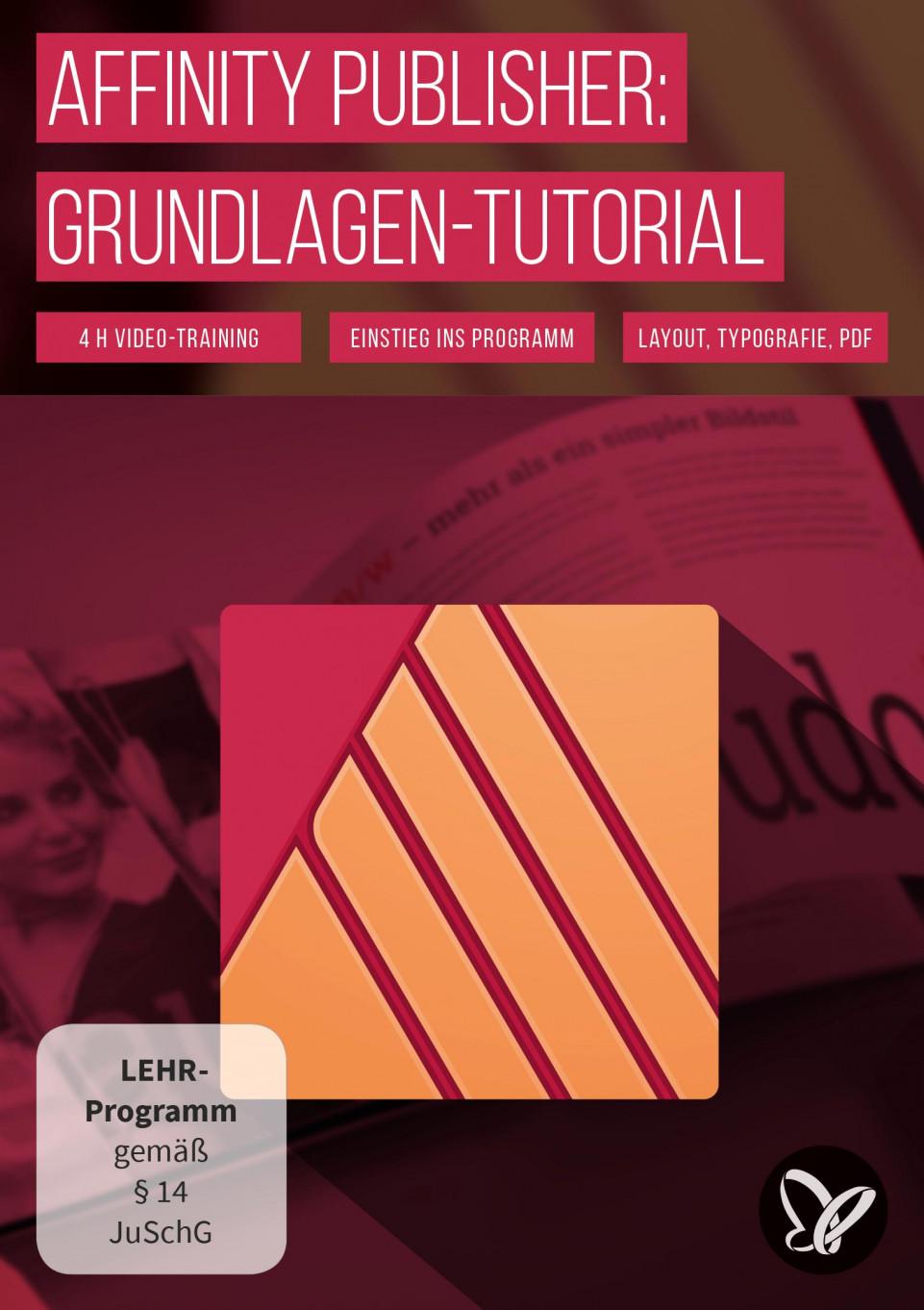 Affinity Publisher: das Grundlagen-Tutorial
