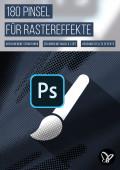 180 Pinsel für Halbtonraster-Effekte in Photoshop und Adobe Fresco