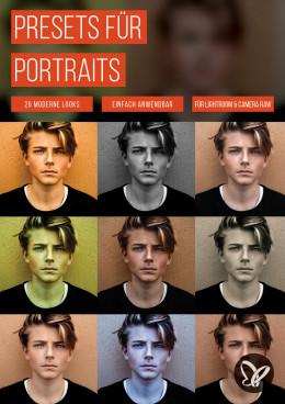 Lightroom-Presets für Portraits