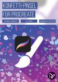 Konfetti-Brushes für Procreate