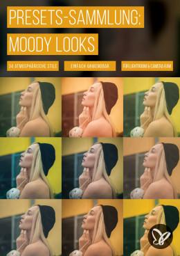 Moody Look: 34 Lightroom- und Camera Raw-Presets für atmosphärische Fotos