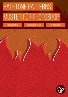 Halftone Patterns: Muster für Halbtonraster in Photoshop