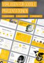 Google Slides: 50 moderne Templates für eine gelungene Präsentation