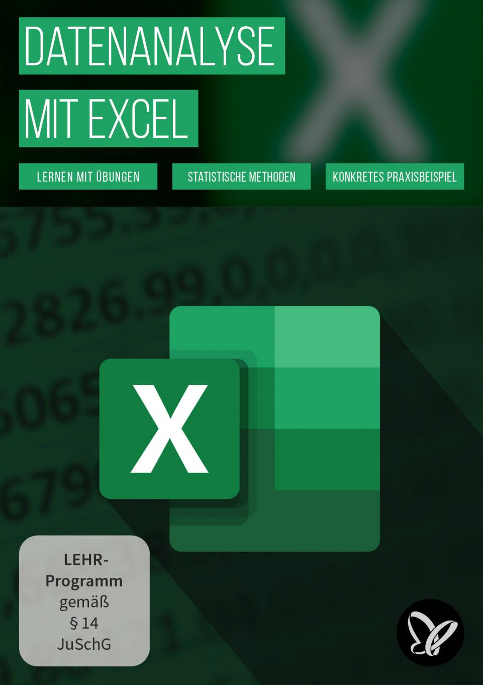 Datenanalyse mit Excel für Business und Vertrieb (Videokurs)