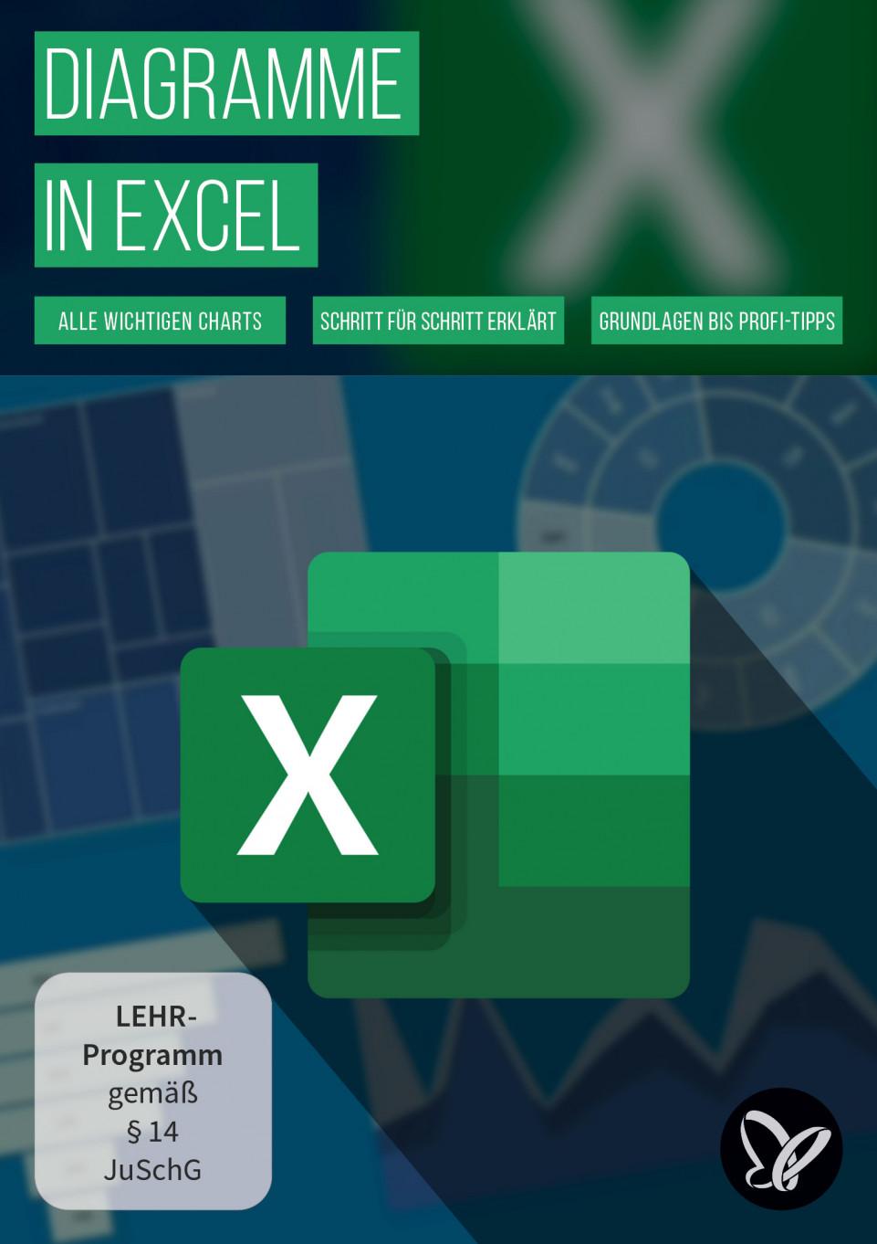 Excel-Diagramme erstellen und Daten visualisieren – der Komplettkurs