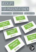Mockups für Präsentationen und Screen Designs im Format 16:9