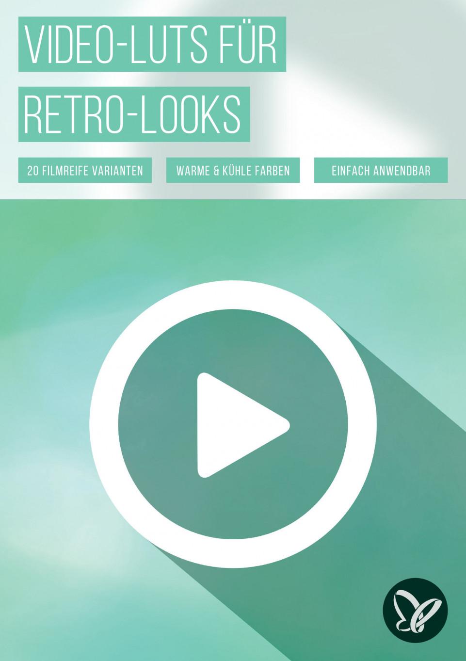 Video-LUTs für Premiere Pro, After Effects und Co: sommerliche und winterliche Retro-Looks