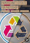 Pappkarton & Buntpapier: Papierschnitt-Effekte für Photoshop