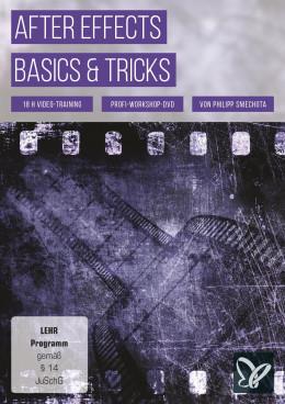 After Effects-Workshop-DVD - Basics & Tricks