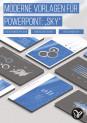 """PowerPoint: Design-Vorlage """"Sky"""""""