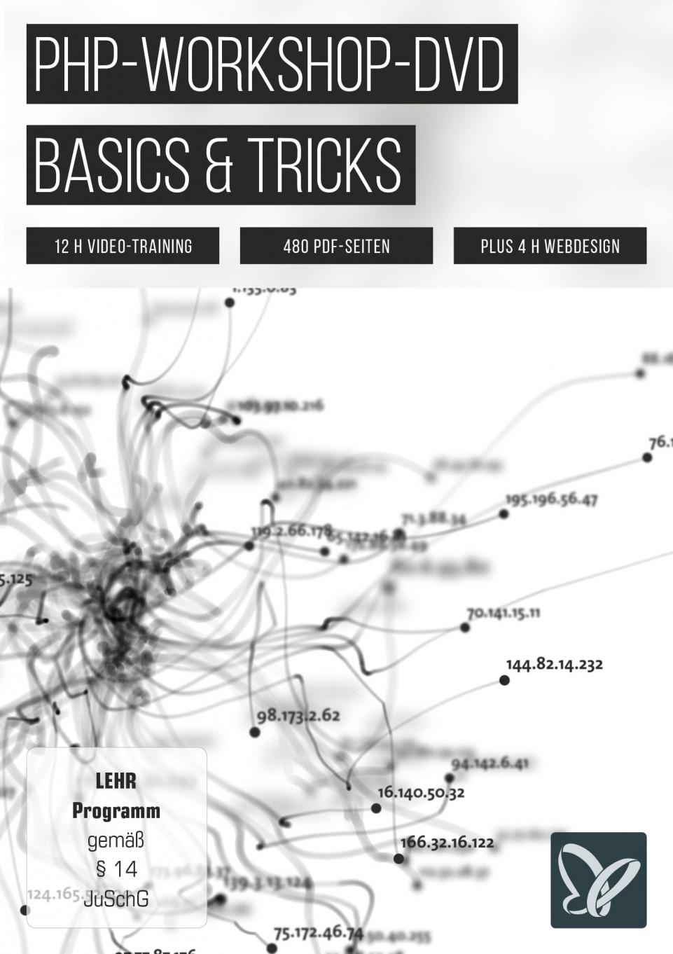 PHP-Workshop-DVD - Basics & Tricks