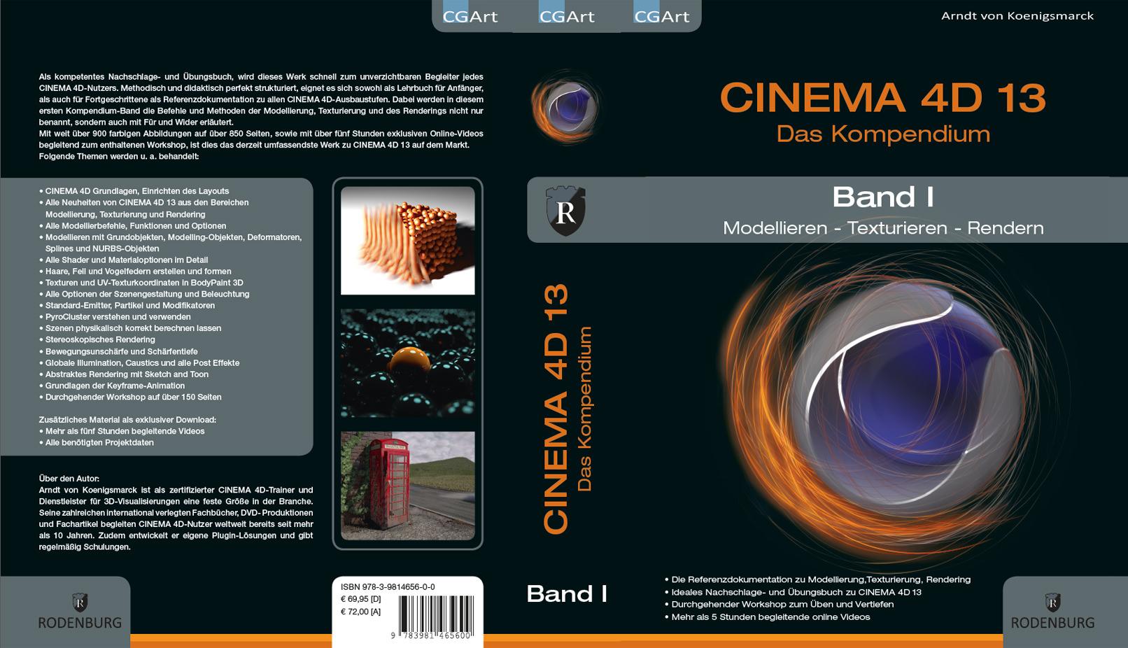 CINEMA 4D Kompendium