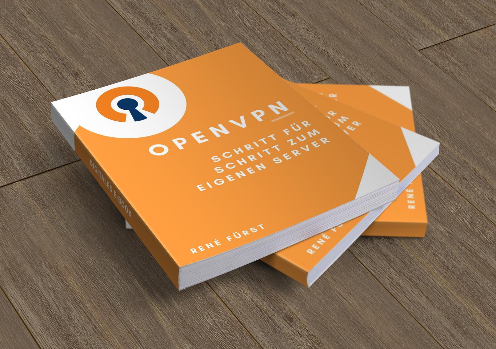Das Training beinhaltet ein E-Book zu OpenVPN