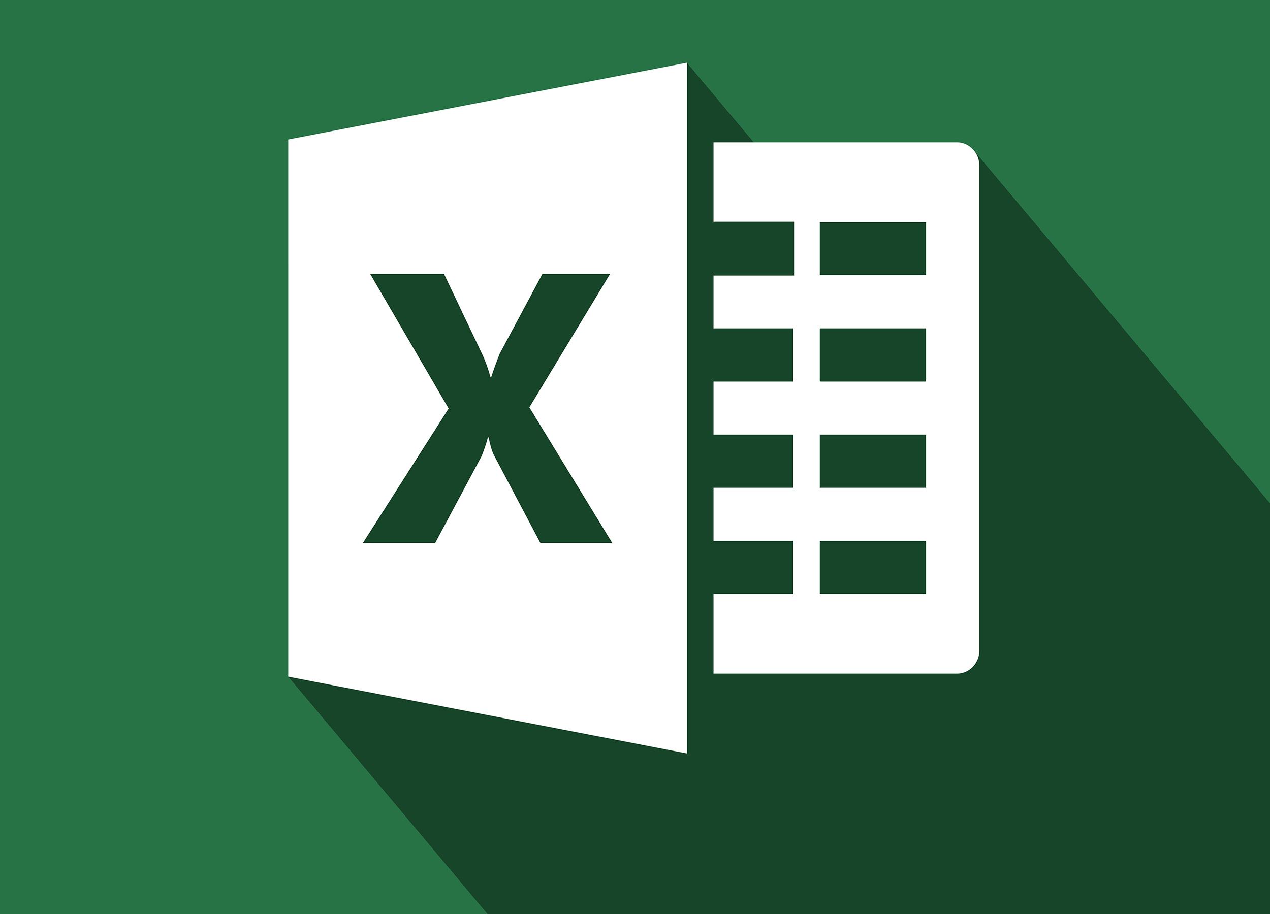 Logo von Microsoft Excel zur Illustration von Excel-Kurs: Grundlagen lernen