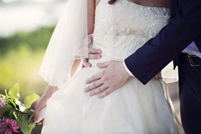 Hochzeitsfotografie Tutorial: Tipps & Tricks - Brautpaar