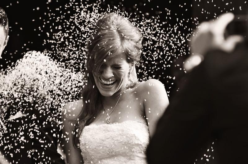 Hochzeitsfotografie Tutorial: Beispielbild Braut