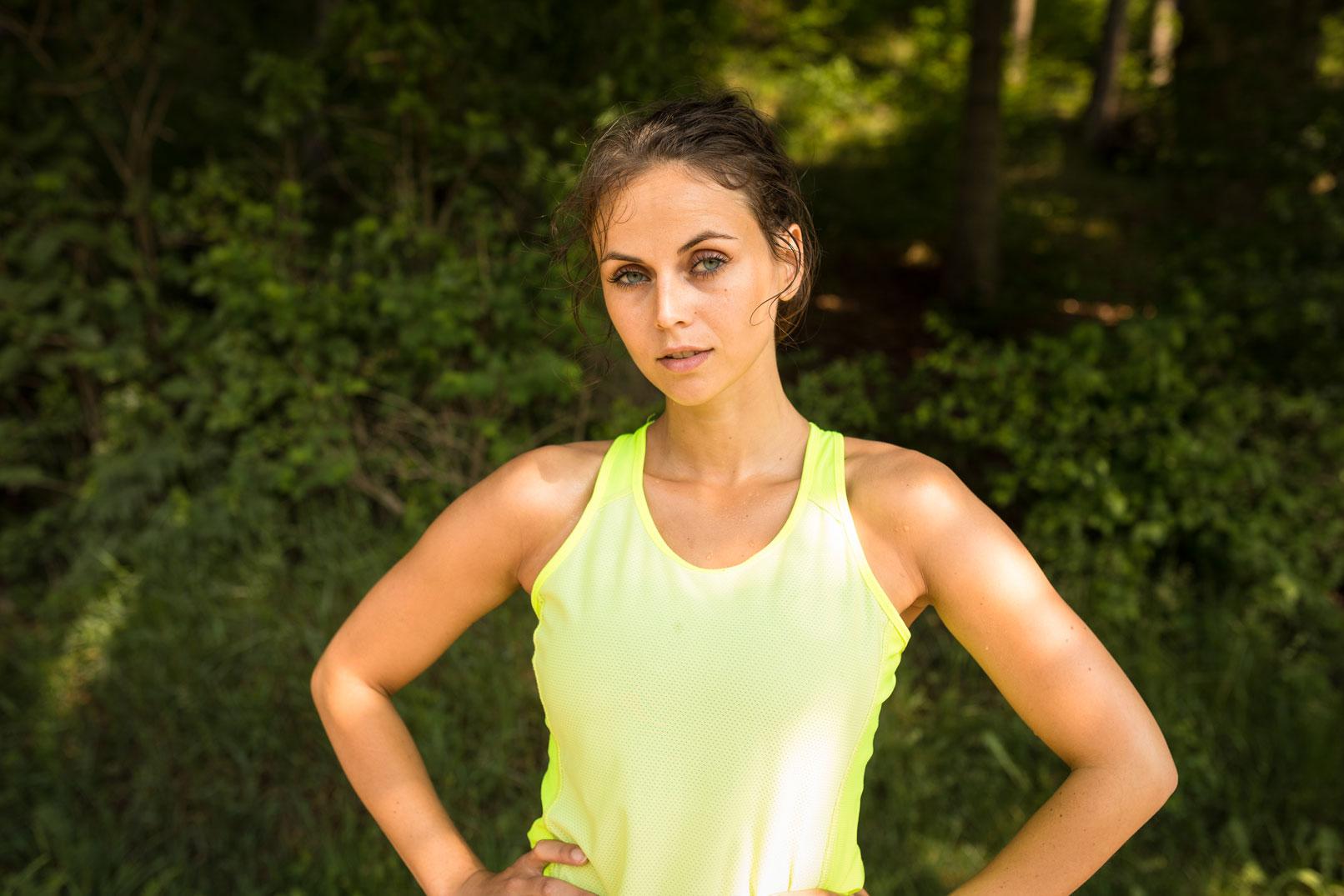 Tipps zur Sportfotografie: Beispiel Running