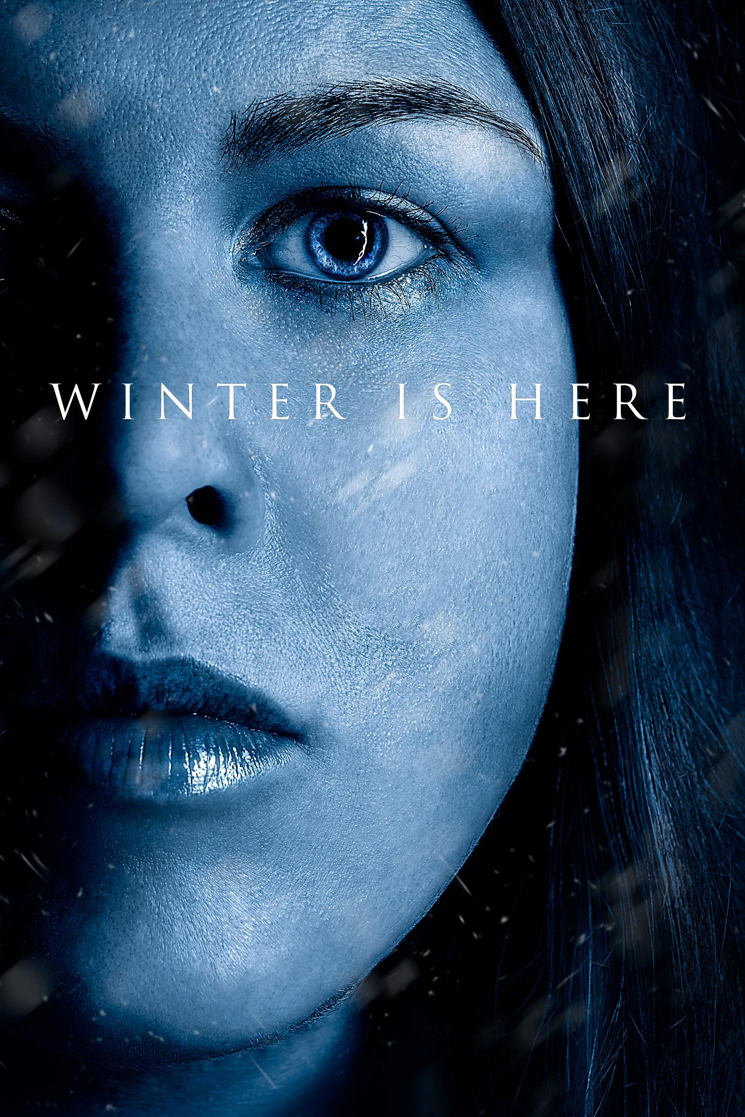 Gestalte dein Porträt als Poster im Look von Game of Thrones. Photoshop & Lightroom helfen dir dabei!