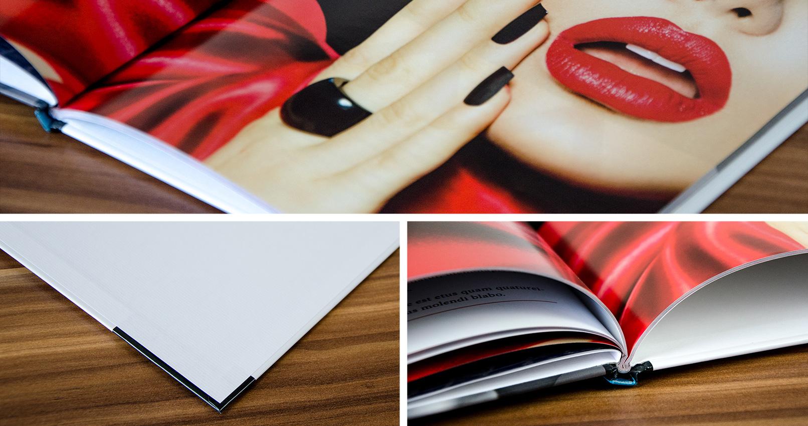 Druckfertige PDFs gestalten in InDesign: Druckdaten für ein Hardcover