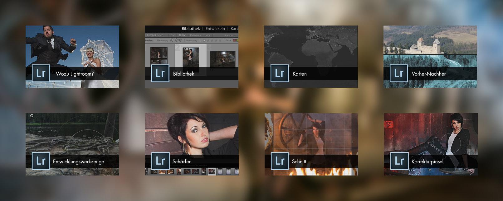 Lightroom-Kurs mit Tipps zum effizienten Foto-Workflow