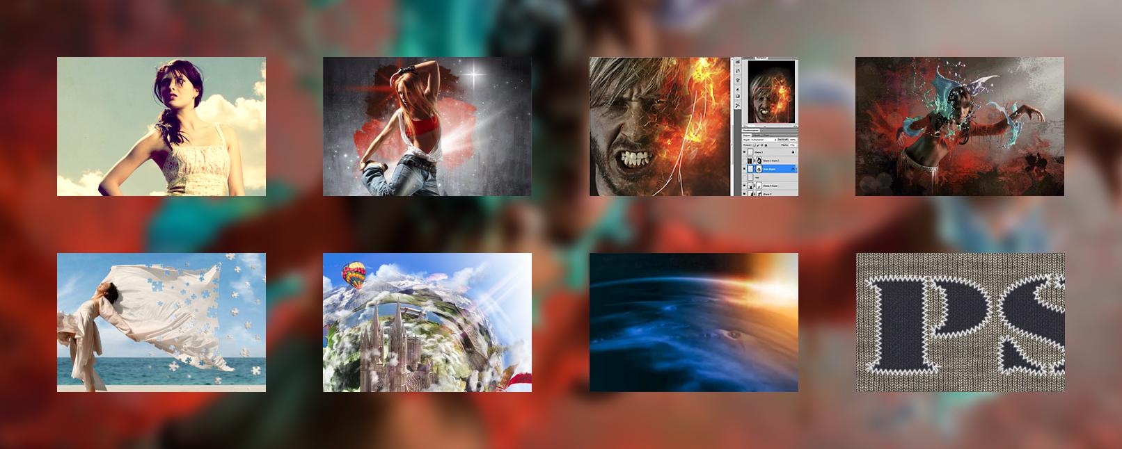 Photoshop Effekte Vol. 2