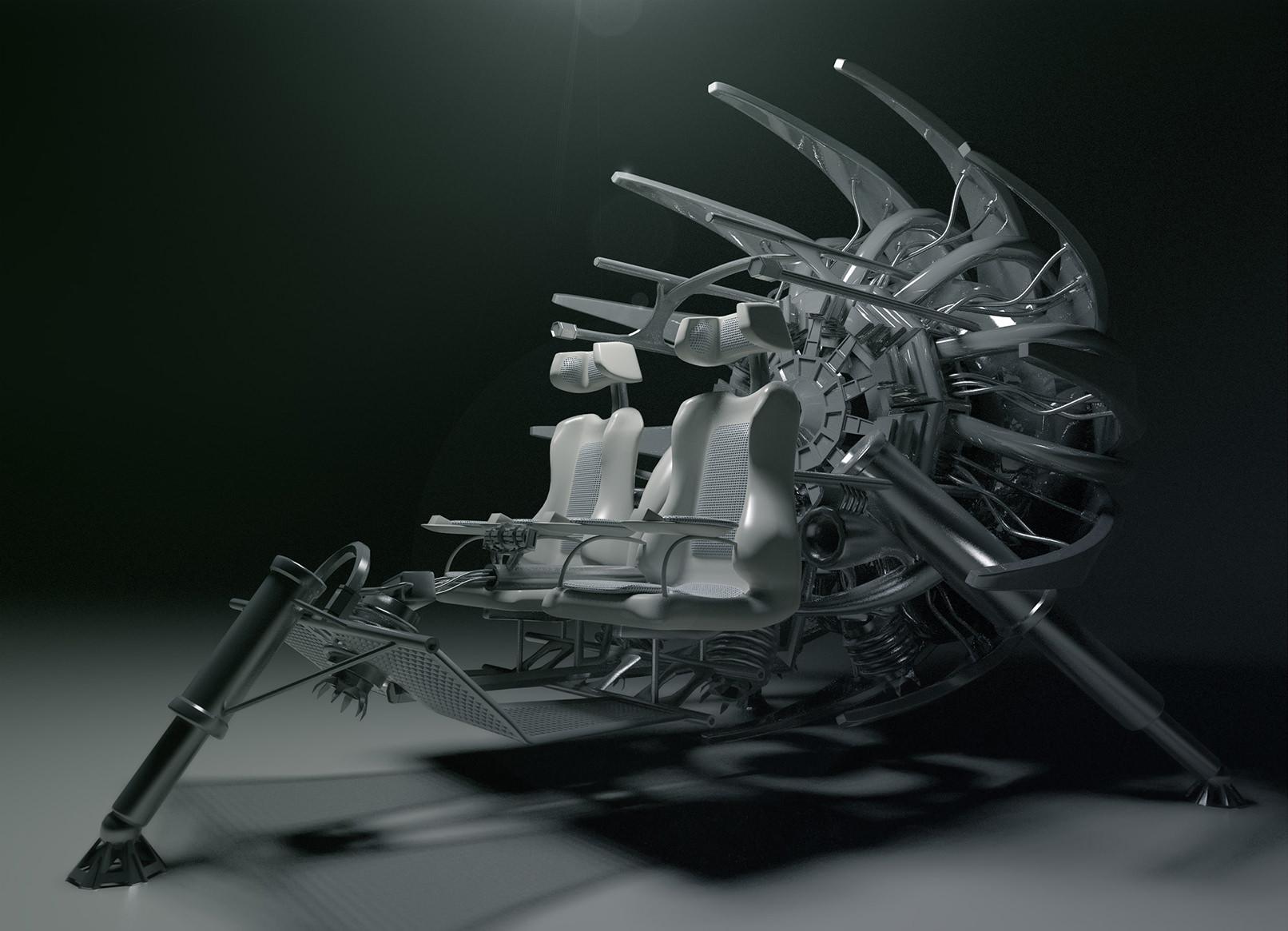 Erstelle in The Foundry MODO kreative 3D Welten und Composings! Diese Tutorial ist deine deutschsprachige Anleitung.