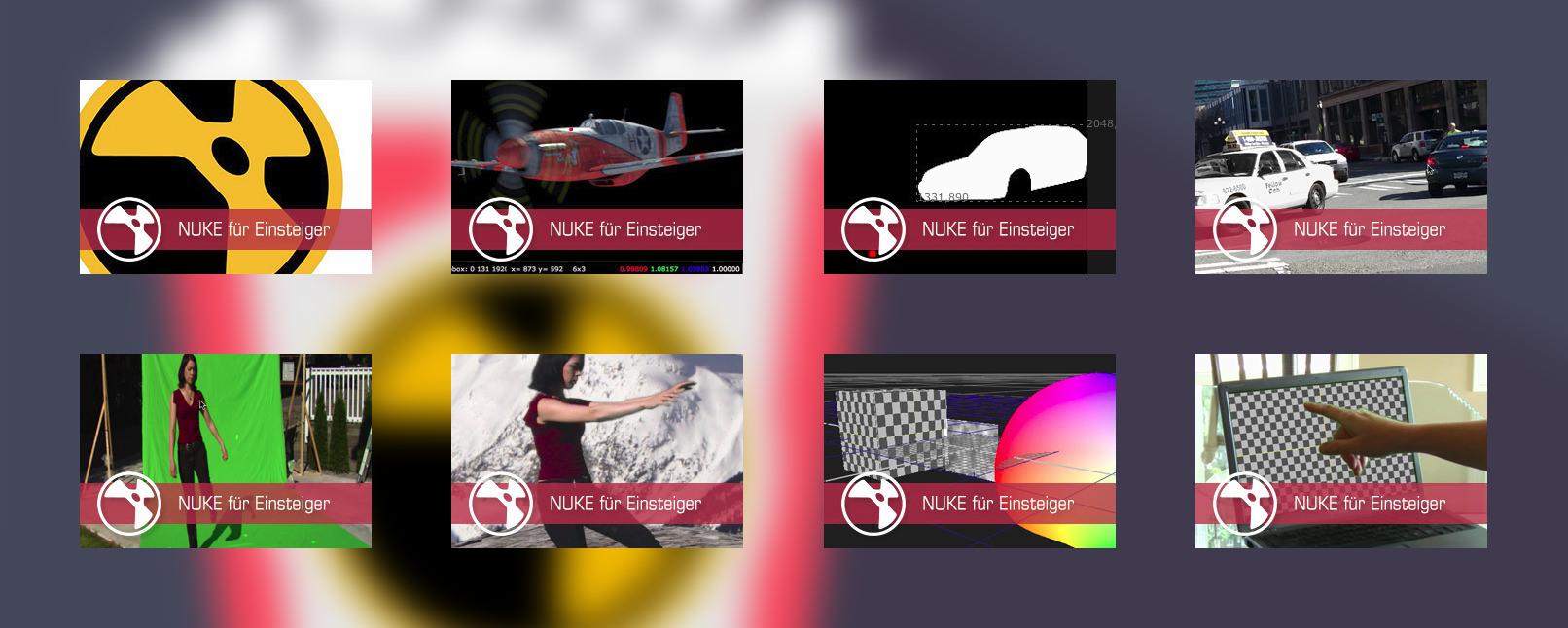 The Foundry NUKE ist eine preisgekrönte Software für Video-Editing. Dieses Tutorial zeigt dir, wie du bahnbrechende visuelle Effekte damit erzeugst.