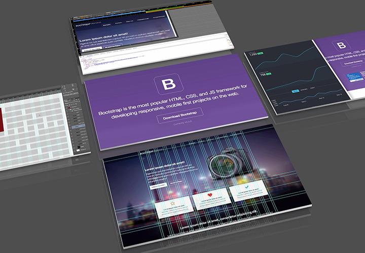 Bootstrap-Tutorial: Responsive Website erstellen