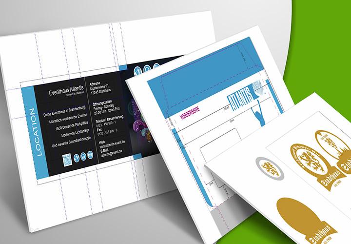 Coreldraw Tutorial Flyer Visitenkarte Für Unternehmen Erstellen