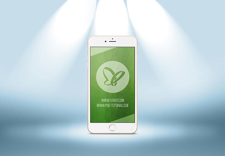 Spotlight-Bilder: das richtige Licht zur Produktpräsentation