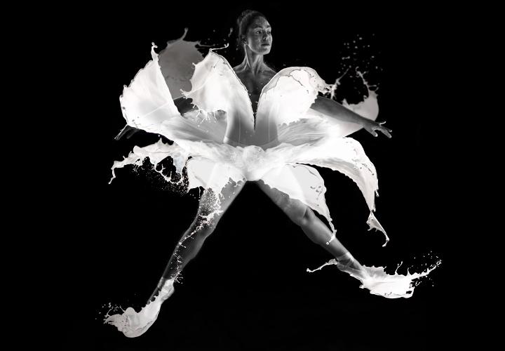 Über 500 Milch-Bilder für spritzige Fotoeffekte