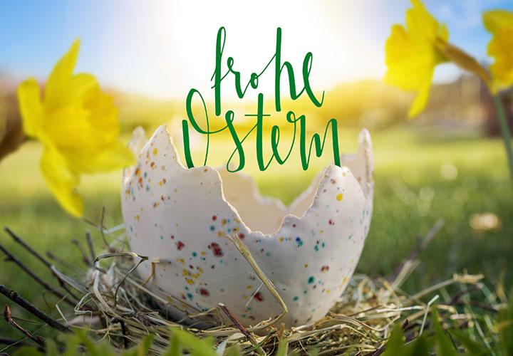 Bilder von Ostereiern für zauberhafte Ostergrüße