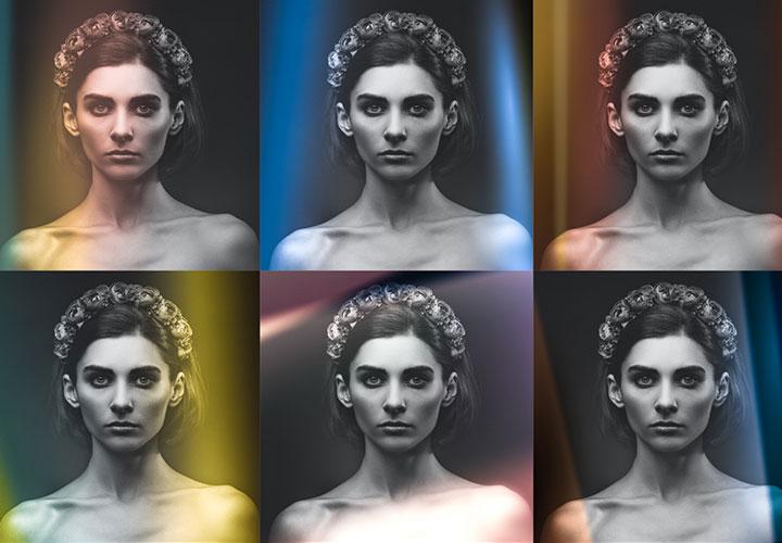 43 Lichteffekte in Lightroom und Camera Raw
