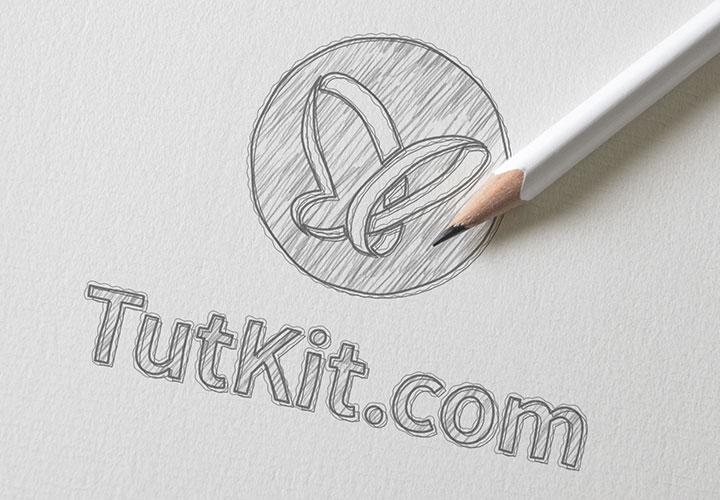 Photoshop: Kreideschrift- und Bleistift-Effekte für deine Texte und Grafiken