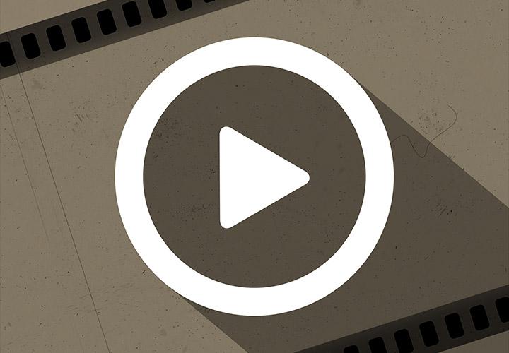 Mattscheibe & Filmrolle: Overlay-Effekte für alt wirkende Videos