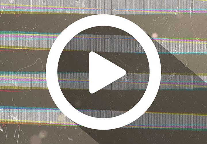 Video-Glitches: Overlays für rauschende Störeffekte in deinen Videos