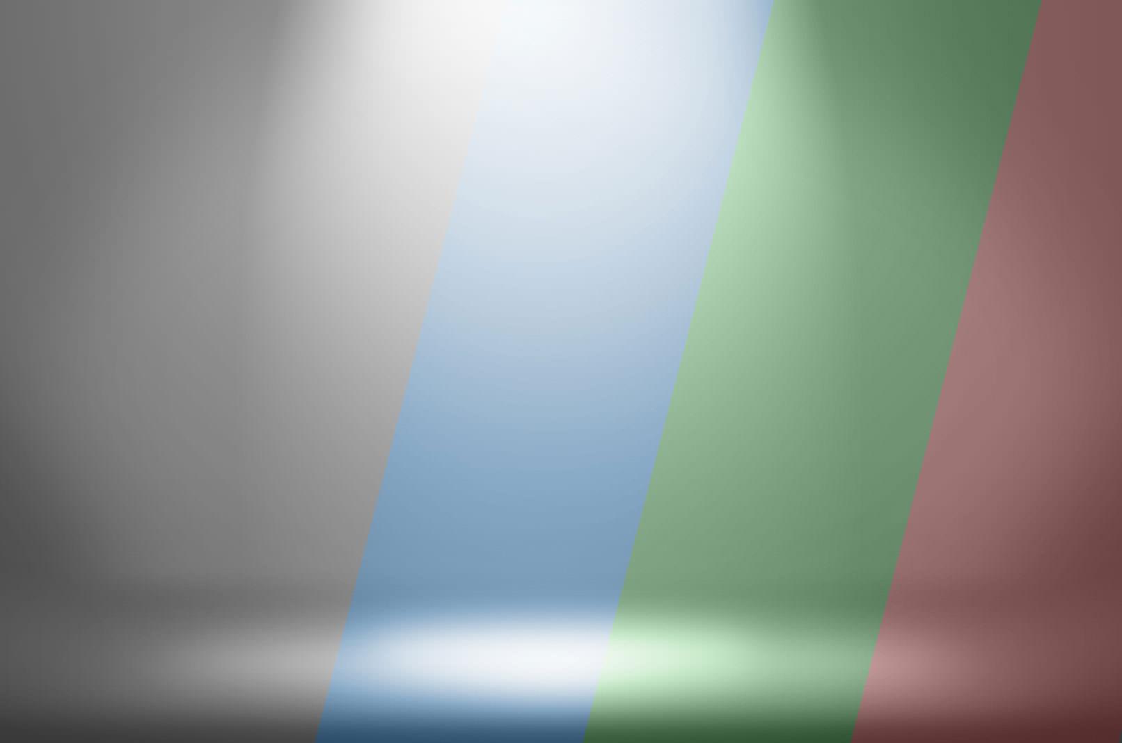 Farbige Spotlight-Bilder