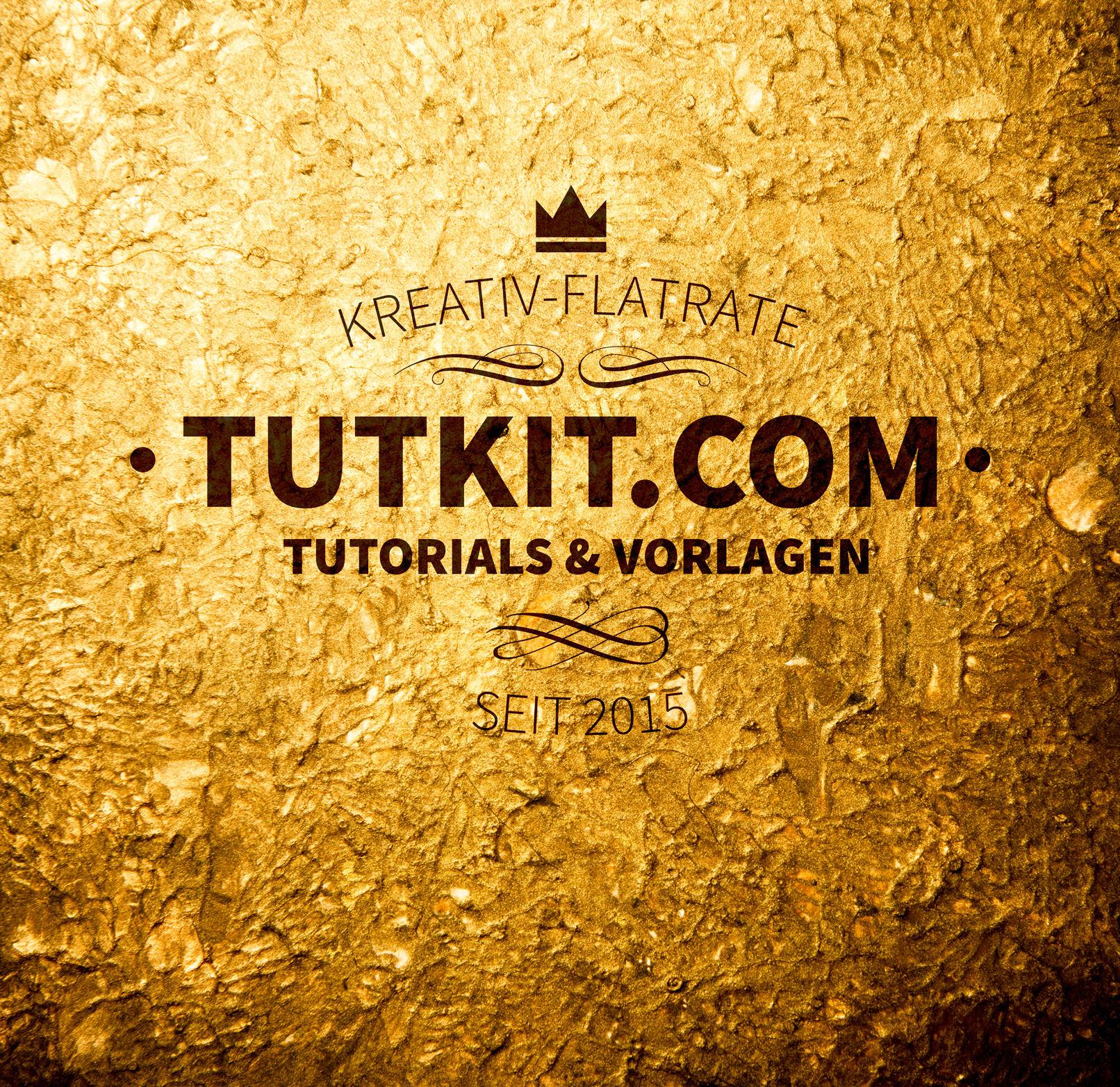 Gold-Textur im Hintergrund eines Schriftzugs