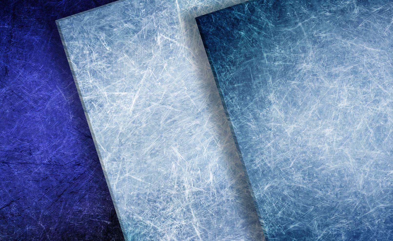 Hochaufgelöste Grunge-Texturen in Blau