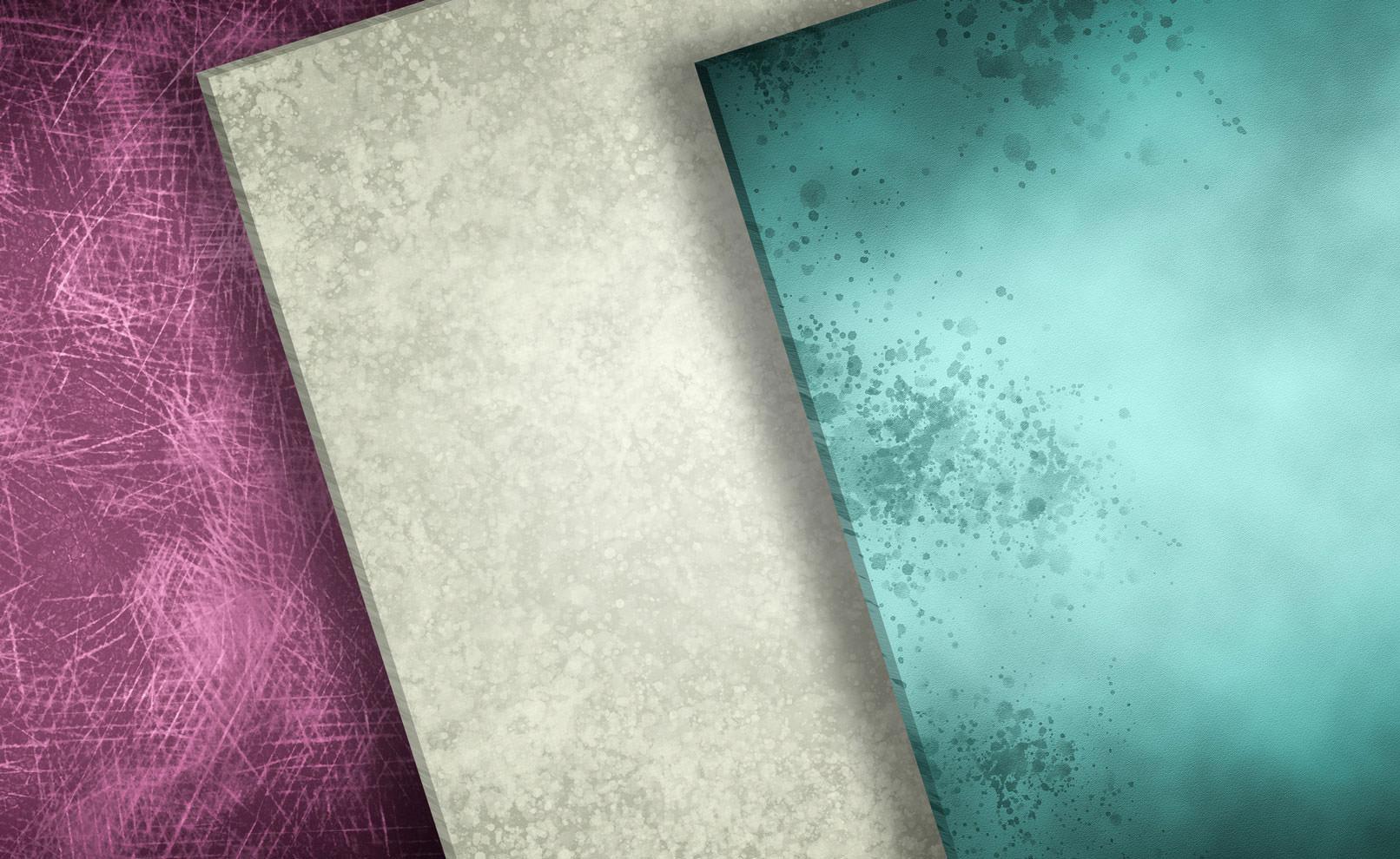 Bunte Hintergrundbilder mit verschiedenen Farben und Strukturen
