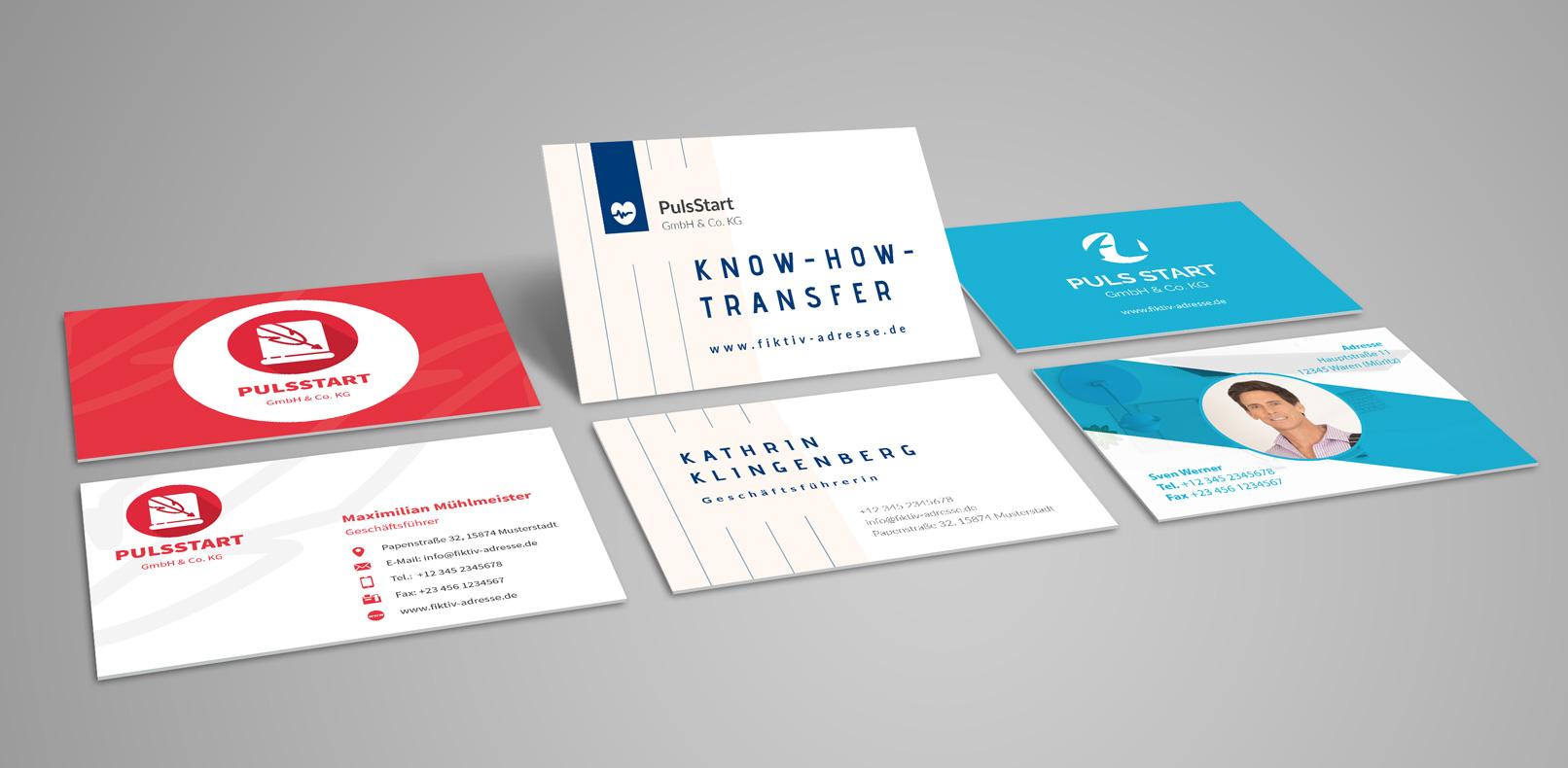 Design vorlagen f r visitenkarten herunterladen word indesign corel - Visitenkarten gratis vorlagen ...