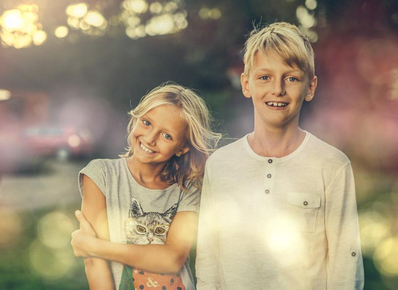 Baby- und Kinderfotografie: Presets, Texturen, Pinsel, Aktionen – 750 Assets für Kinderfotos