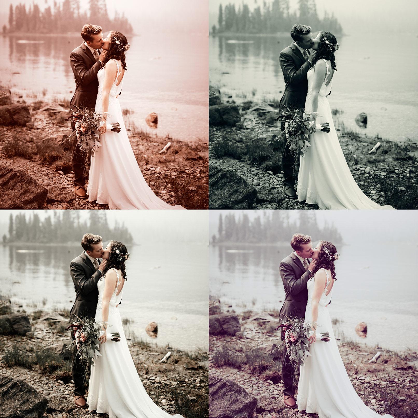 Beispielfotos zur Anwendung der Camera Raw- und Lightroom-Presets, die auf den gezeigten Instagram-Filtern basieren.