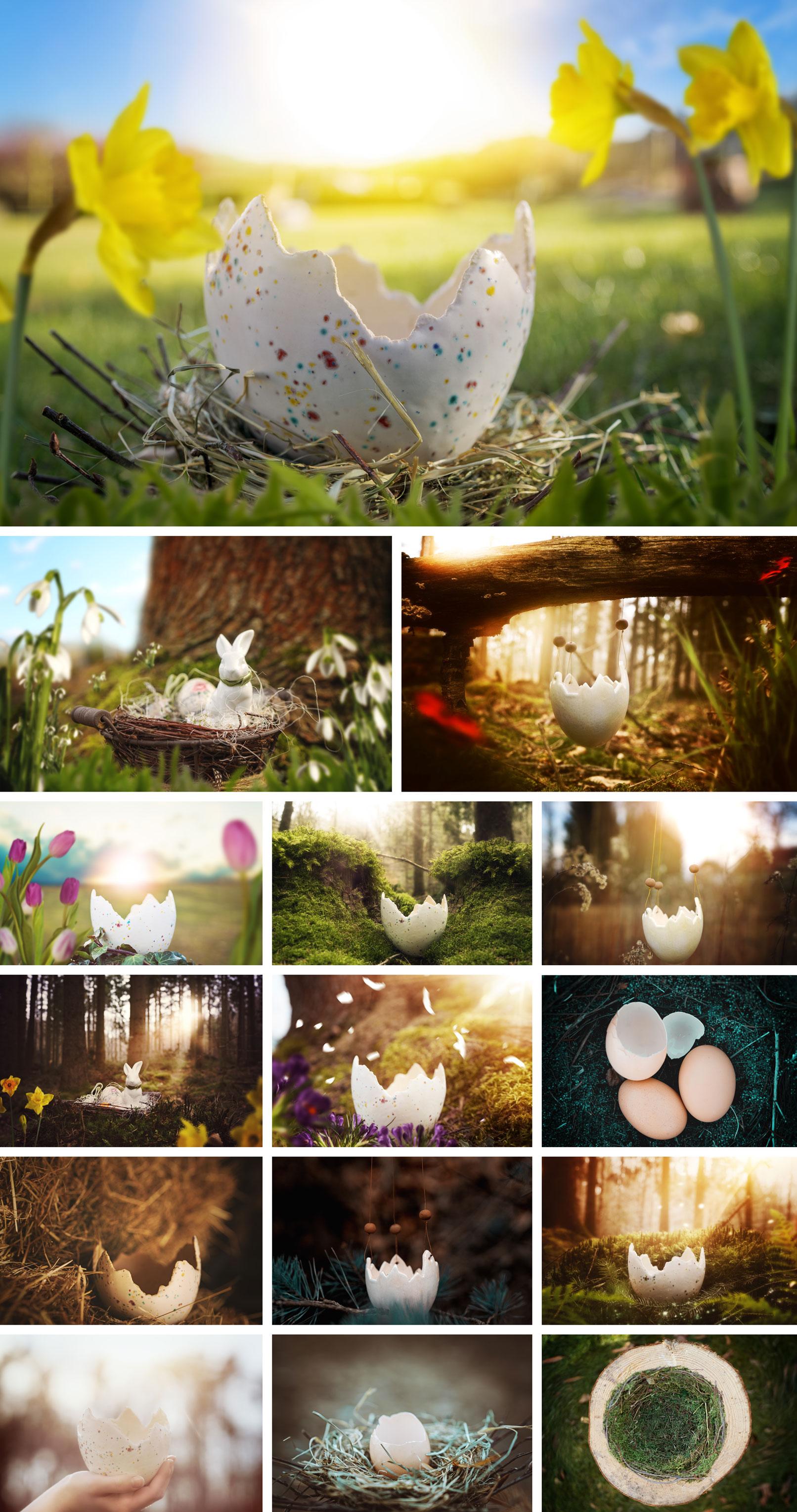 Ostereier-Bilder