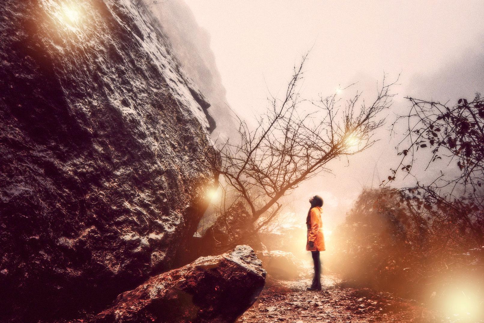 Affinity Photo-Makros: Fotoeffekte aus der Welt der Märchen und Mythen
