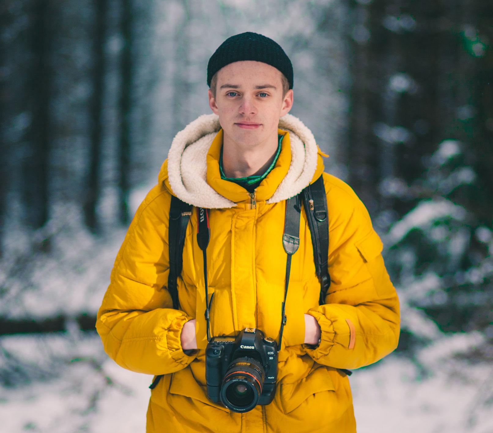 """Vorher-Bild von Photoshop-Aktion """"Weihnachten – Winteraquarell"""": ein Kristallfunkeln für deine Fotos"""